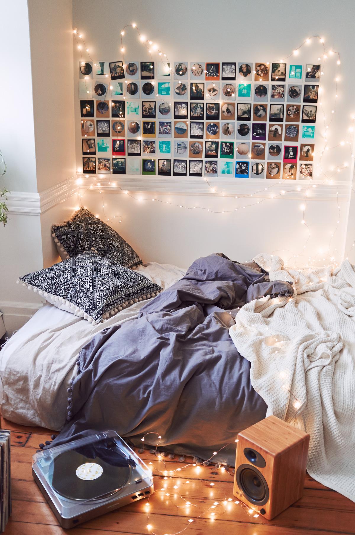 Urban outfitters bedroom - Devyn Galindo